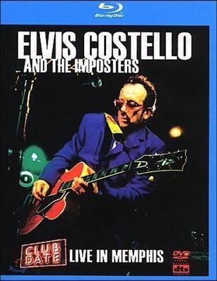 Elvis Costello, The Imposters (엘비스 코스텔로, 더 임포스터스) - Live In Memphis