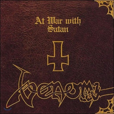 Venom (베놈) - At War With Satan [2LP]