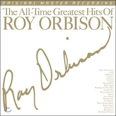 Roy Orbison (로이 오비슨) - The All-Time Greatest Hits of Roy Orbison [GOLD CD]