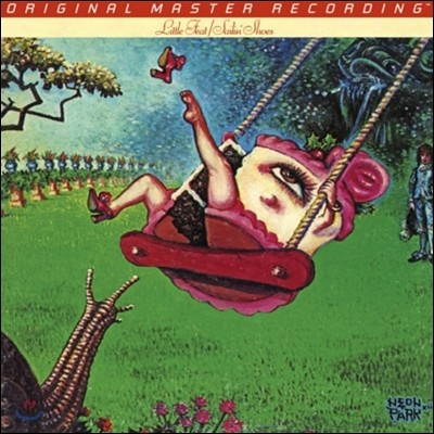 Little Feat (리틀 핏) - Sailin` Shoes [GOLD CD]