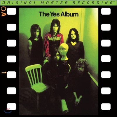 Yes (예스) - 3집 The Yes Album [Gold CD]