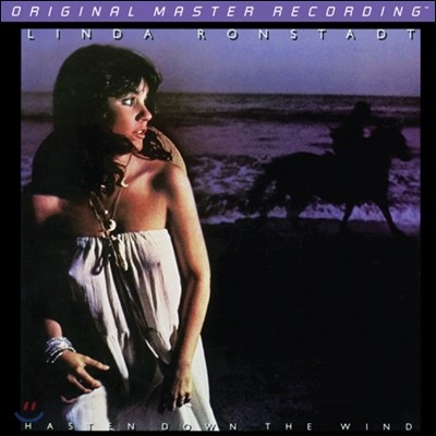 Linda Ronstadt (린다 론스태드) - Hasten Down The Wind [GOLD CD]