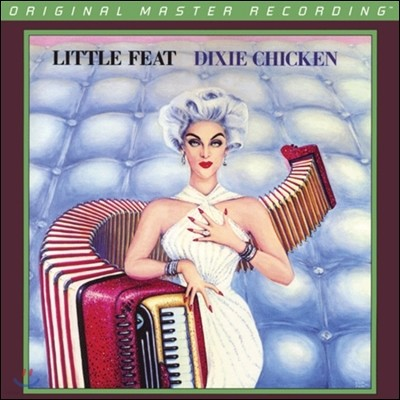 Little Feat (리틀 핏) - Dixie Chicken (딕시 치킨) [Gold CD]