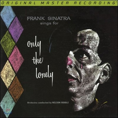 Frank Sinatra (프랭크 시나트라) - Sinatra Sings For Only The Lonely [GOLD CD]