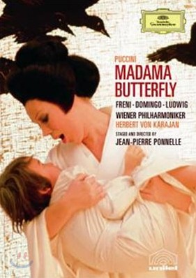 Mirella Freni / Placido Domingo 푸치니: 나비 부인 (Puccini : Madama Butterfly)