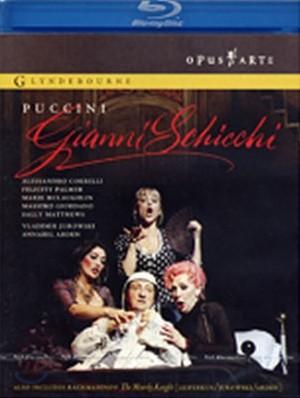 Vladimir Jurowski 푸치니: 잔니 스키키 / 라흐마니노프: 인색한 기사 - 블라디미르 유로프스키 (Puccini: Gianni Schicchi / Rachmaninov: The Miserly Knight Op. 24)