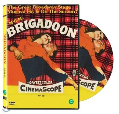 브리가둔(A Lenda dos Beijos Perdidos, Brigadoon, 1954)