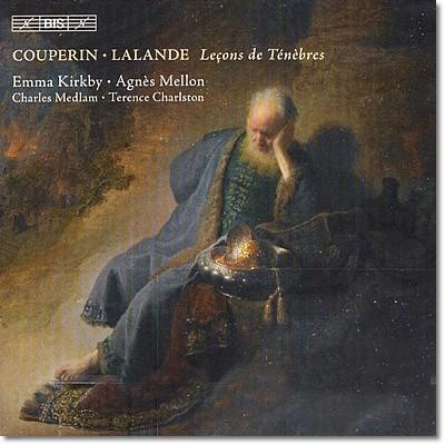 Emma Kirkby 쿠프랭 / 드 라랑드: 르송 드 테네브르 [어둠 속의 가르침] - 엠마 커크비, 아녜스 멜롱 (Couperin & Lalande: Lecons De Tenebres)