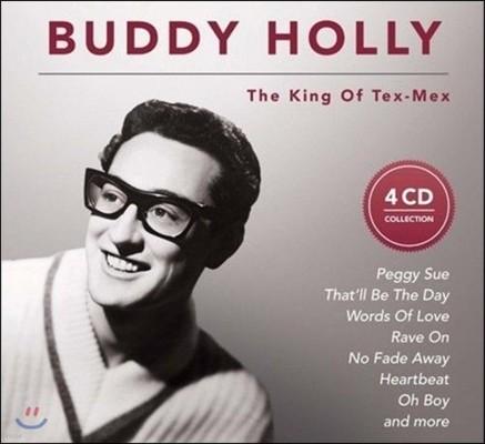 Buddy Holly (버디 홀리) - The King Of Tex Mex