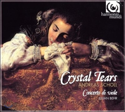 Andreas Scholl 존 다울랜드: 가라 빛나는 눈물이여 (John Dowland & his contemporaries - Crystal Tears)