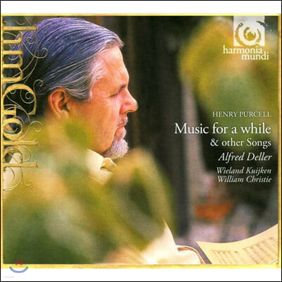 Alfred Deller 퍼셀: 잠시 동안의 고독 (Purcell: Music For A While)