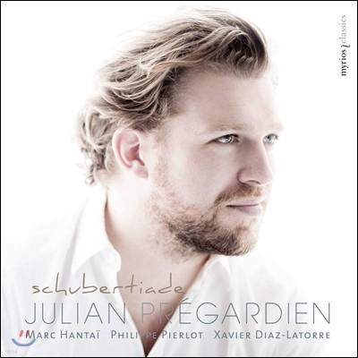 Julian Pregardien 슈베르티아데 - 슈베르트: 가곡집 (Schubertiade - Lieder) 율리안 프레가르디엥