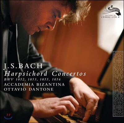 Ottavio Dantone 바흐: 하프시코드 협주곡집 (Bach: Harpsichord Concertos)