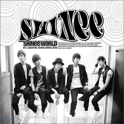 샤이니 (SHINee) 1집 - The SHINee World [B 버전]