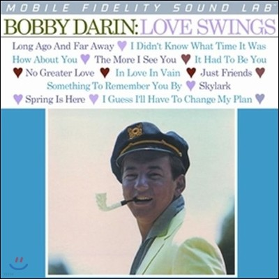 Bobby Darin (바비 대런) - Love Swings [LP]