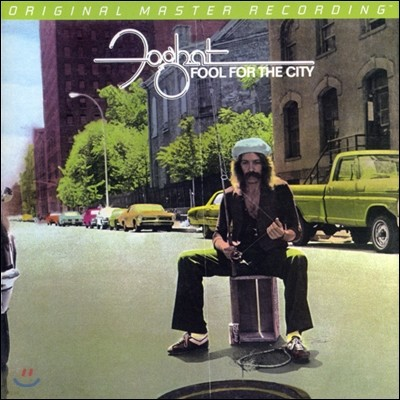 Foghat (포그햇) - Fool For The City [LP]