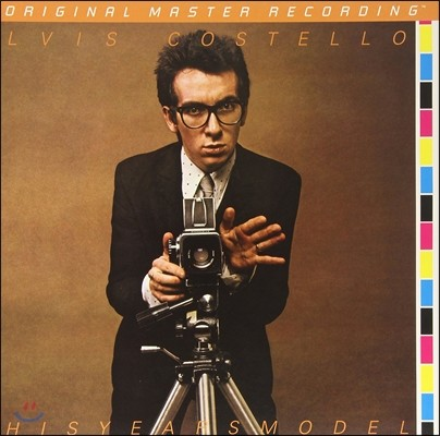 Elvis Costello & The Attractions (엘비스 코스텔로 & 디 어트랙션즈) - This Year`s Model [LP]