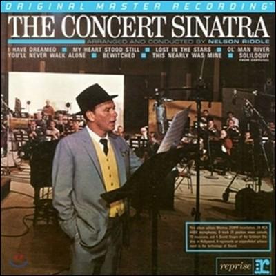 Frank Sinatra (프랭크 시나트라) - The Concert Sinatra [LP]