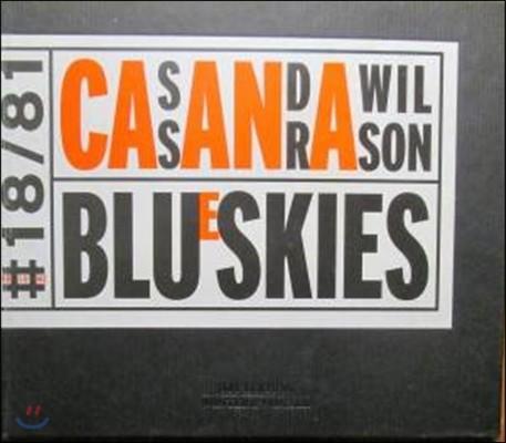 Cassandra Wilson (카산드라 윌슨) - Blue Skies