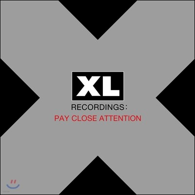 XL Recordings : Pay Close Attention (XL 레코딩스 25주년 기념 컴필레이션)