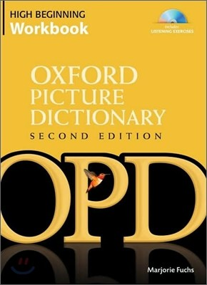 Oxford Picture Dictionary High Beginning : Workbook
