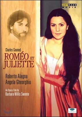 Angela Gheorghiu / Roberto Alagna 구노: 로미오와 줄리엣 [영화 버전] - 로베르토 알라냐, 안젤라 게오르규 (Gounod: Romeo et Juliette)