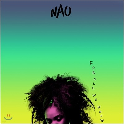 Nao (나오) - For All We Know [LP]