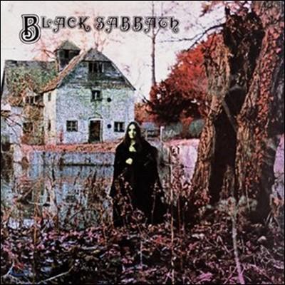 Black Sabbath (블랙 사바스) - 1집 Black Sabbath [LP+CD]