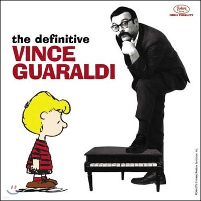 Vince Guaraldi - The Definitive Vince Guaraldi [4 LP Box Set]