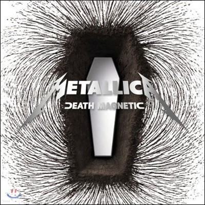 Metallica - Death Magnetic (Digipack Limited Deluxe Edition)