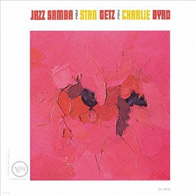 Stan Getz & Charlie Byrd - Jazz Samba (SHM-CD)(일본반)