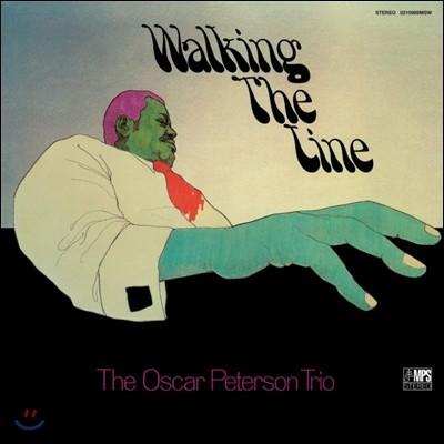 The Oscar Peterson Trio (오스카 피터슨 트리오) - Walking The Line [LP]