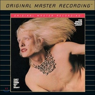 The Edgar Winter Group (에드가 윈터 그룹) - They Only Come Out At Night [SACD Hybrid]