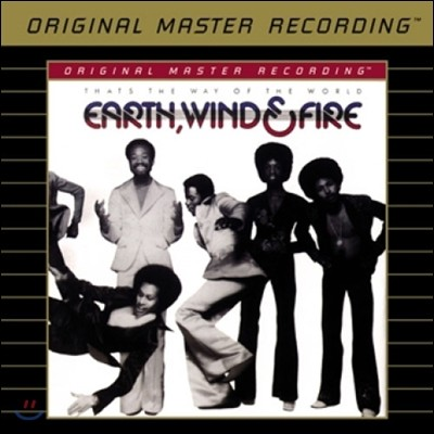 Earth, Wind & Fire (어스 윈드 앤 파이어) - That`s The Way of the World [SACD Hybrid]