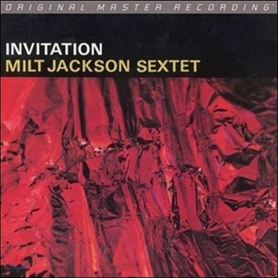Milt Jackson Sextet (밀트 잭슨 섹스텟) - Invitation [SACD Hybrid]