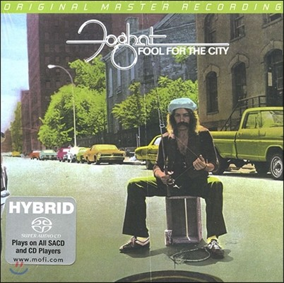 Foghat (포그햇) - Fool For The City [SACD Hybrid]