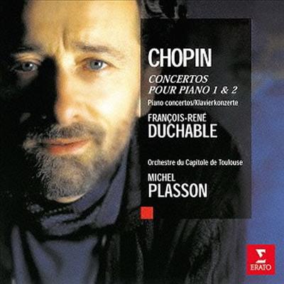 쇼팽: 피아노 협주곡 1, 2번 (Chopin: Piano Concertos No.1 & 2) (Remastered)(일본반) - Francois-Rene Duchable