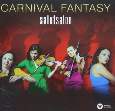 Salut Salon 동물의 사육제 환상곡 [카니발 판타지] (Carnival Fantasy) 살뤼살롱 [일반반]