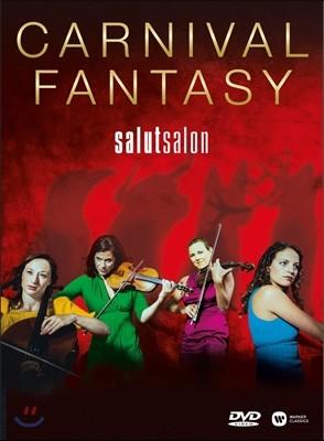 Salut Salon 동물의 사육제 환상곡 [카니발 판타지] (Carnival Fantasy) 살뤼살롱 [(DVD]