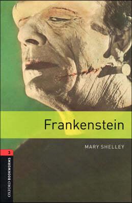 Oxford Bookworms Library 3 : Frankenstein