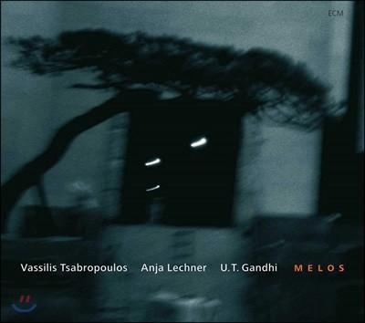 Vasillis Tsabropoulos / Anja Lechner / U. T. Gandhi - Melos