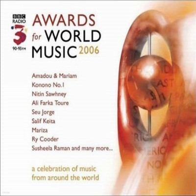 BBC Radio 3 Awards For World Music 2006 (2006년 BBC 월드 뮤직 시상식)