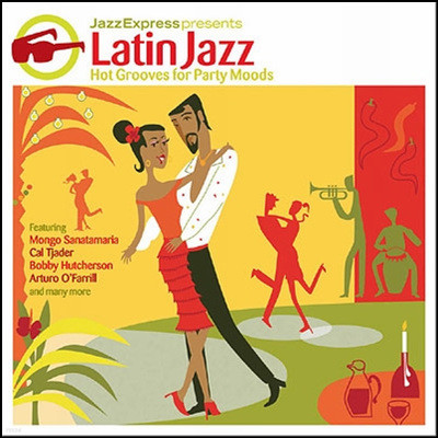 Jazz Express Presents - Latin Jazz