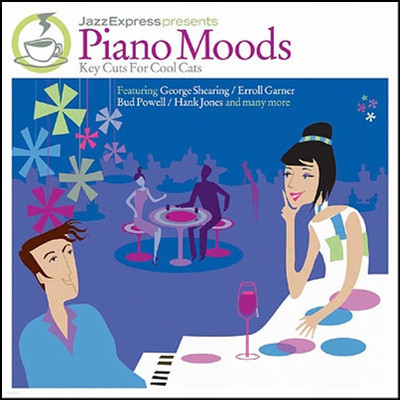 Jazz Express Presents - Piano Moods