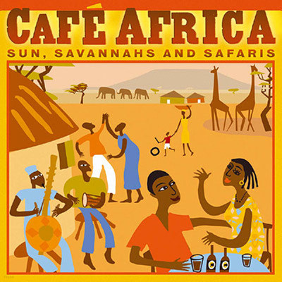 Cafe Africa: Sun, Savannahs and Safaris