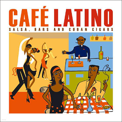 Cafe Latino: Salsa, Bars & Cuban Cigars