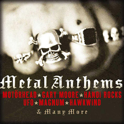 Metal Anthems 베스트 메탈 컴필레이션