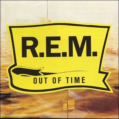 R.E.M. (알이엠) - Out Of Time [발매 25주년 기념 3CD+블루레이 디럭스 에디션]