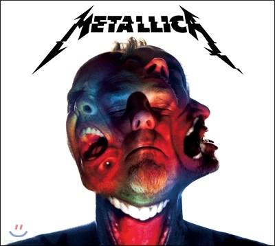 Metallica (메탈리카) - Hardwired... To Self-Destruct [3CD 딜럭스 에디션 한정반]
