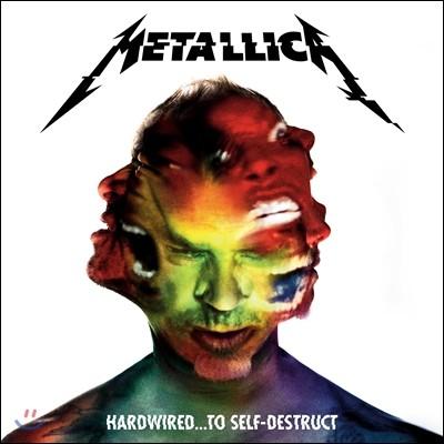 Metallica (메탈리카) - Hardwired... To Self-Destruct [2LP]